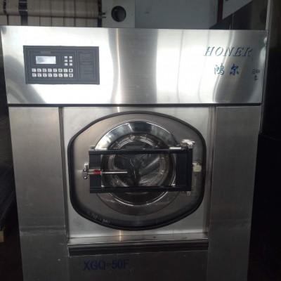 周口转让洗衣店设备二手干洗机申光洗衣设备二手100公斤水洗机