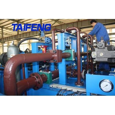 厚板坯连铸机钢包回转台液压成套系统