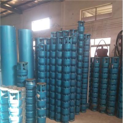 63方热水深井潜水泵-耐高温热水泵-潜成专业生产深井泵厂家