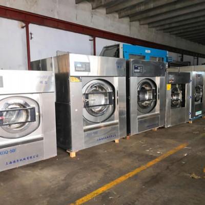 山东济南转让品牌二手海狮水洗机二手力净水洗机