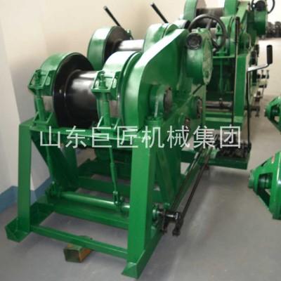 农田灌溉井工程桩基用400型磨盘钻机