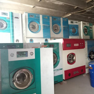 省钱开干洗店陕西杨凌二手干洗店机器好用不贵