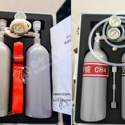 供应XZJ-4甲烷传感器标定义携带式计量装置