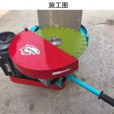供应管桩切桩机 卡箍式切桩机