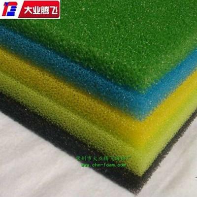 网孔海绵工业过滤网孔海绵
