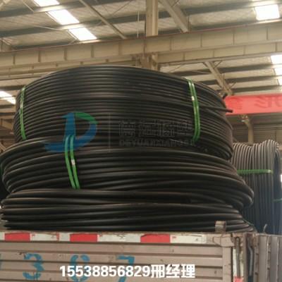 洛宁埋地优质聚乙烯管道 pe管道