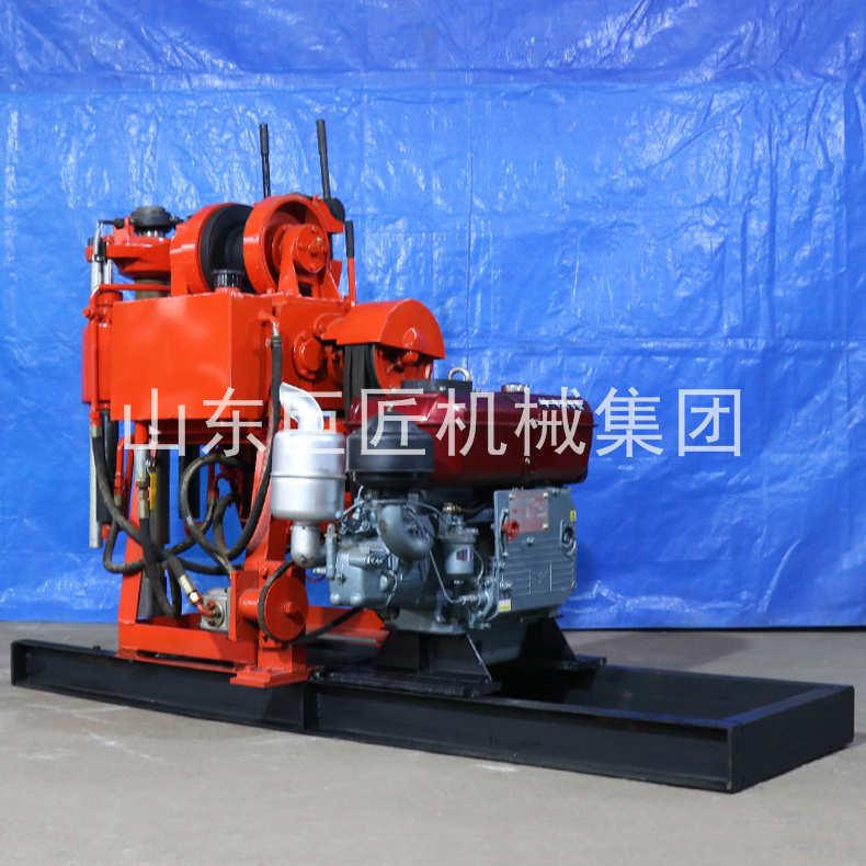 XY-200常规款液压钻机7