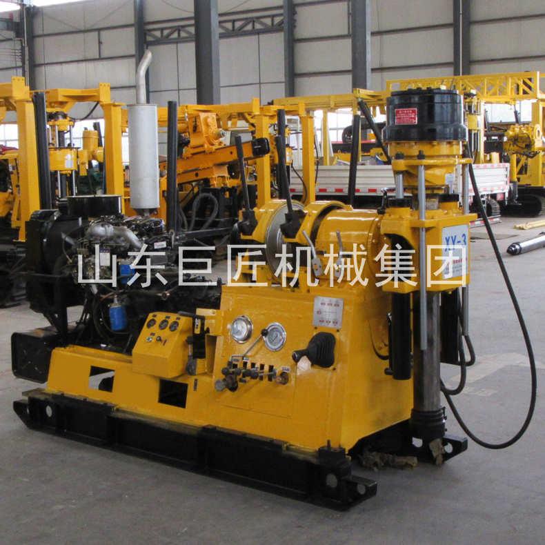 XY-3液压钻机(柴油机动力)5