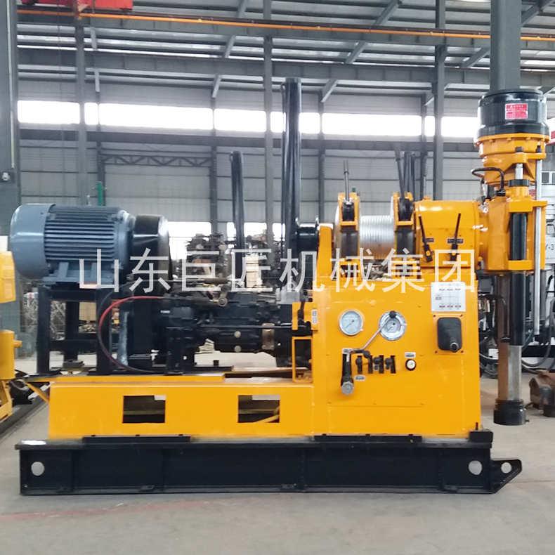 XY-3液压钻机(电机动力)1
