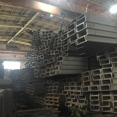 Q345B低合金槽钢 16mn锰热轧国标槽钢优质供应