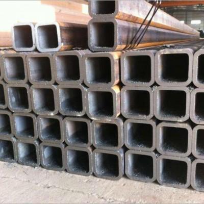 Q345B方管价格 Q345B矩形管批发 大口径厚壁方矩管