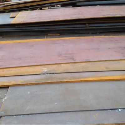 Q345D钢板 Q345D热轧钢板上海现货库存