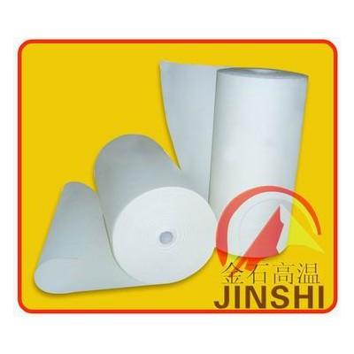 硅酸铝纤维纸的厚度规格耐火密封垫片纸厂家供货