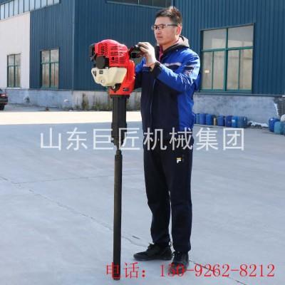 巨匠QTZ-2型专业土壤取样工具 小型打土钻机