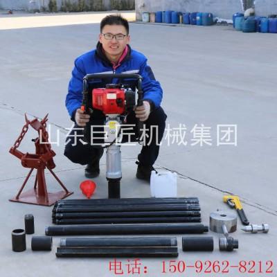 现货QTZ-3型原状土取样钻机 15米打土钻机
