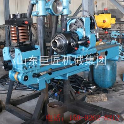 KY-250型探矿钻机 全液压坑探取芯钻机