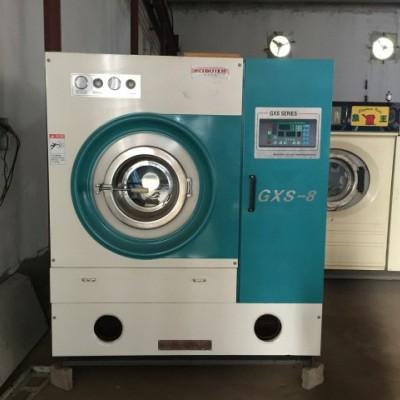 开封出售二手烫平机干洗店各品牌机器二手水洗店设备
