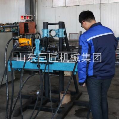 KY-200金属矿山全液压探矿钻机坑道探矿钻机