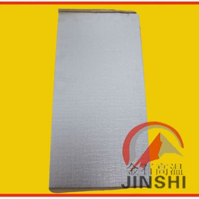 金石节能纳米铝箔板的价格刚铁水包炼钢厂用环保节能纳米材料