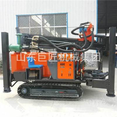 260型气动水井钻机FY-260履带式气动钻机