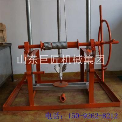 汽油打井机设备 家用小型汽油打井机