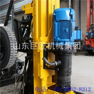 KQZ-200D型风动式潜孔钻机 冲击潜孔钻机