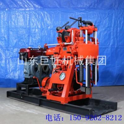 XY-150型工程水井钻机 家用液压钻井设备