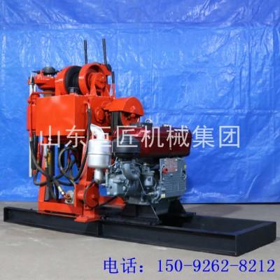 XY-200型工业水井钻机 百米液压钻井设备