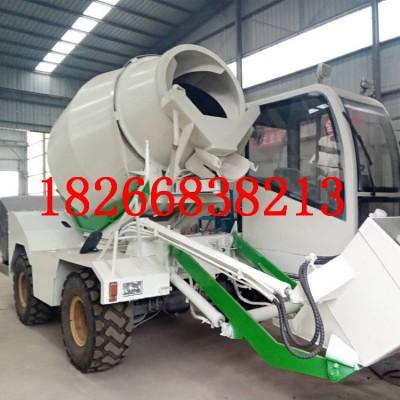 全自动水泥搅拌罐车 混凝土厂家 小型水泥罐车报价