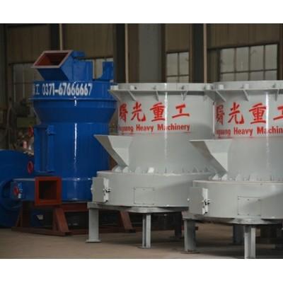 矿用微粉磨粉机施工过程中为什么会突然停机