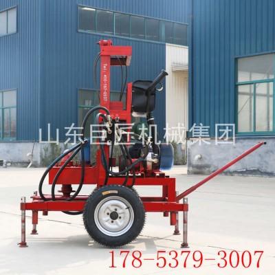 SJDY-3 三相电液压打井机液压加压可以打岩石