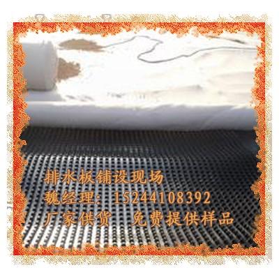 泰安盛产荆州排水板厂家*3公分车库排水板