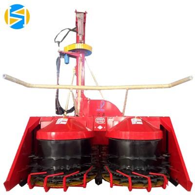 内蒙新型2.3米全自动玉米青贮机价格犇牛大型多功能青贮机厂家