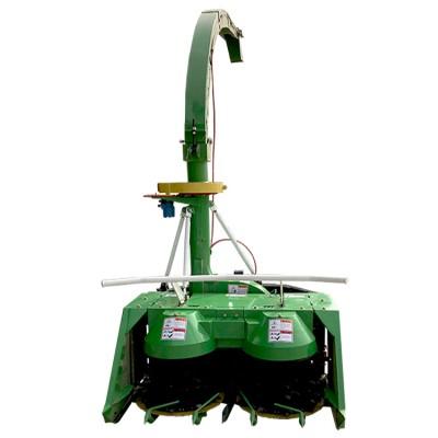 国补小型悬挂式牧草收获机拆卸方便多功能青饲料收获机