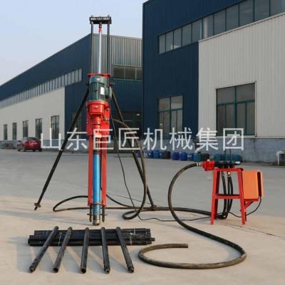 气电联动潜孔钻机KQZ-70D气动凿岩钻机
