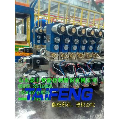 QC11Y系列剪板机液压阀组,配套二通插装阀