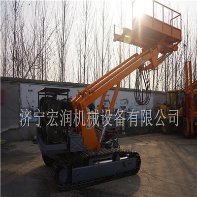 行走护坡钻机 锚固工程钻机  边坡锚固钻机厂家