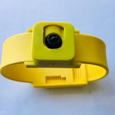 低频带锁扣电子耳标奶牛专用
