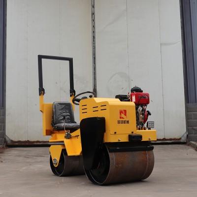 沥青回填土轧道机 座驾式压路机厂家 柴油水冷小座驾压路机