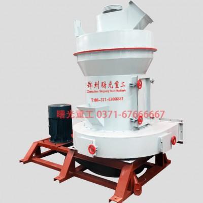 立式磨粉机对物料适湿度的控制更广泛