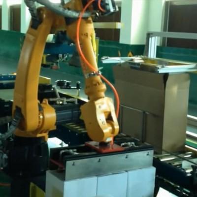 潍坊食品箱全自动码垛机设备生产厂家