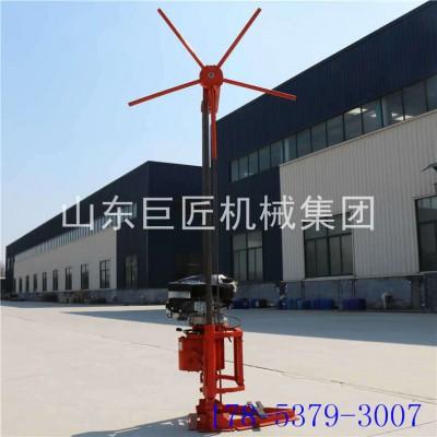 野外勘探钻机QZ-2B轻便型岩芯取样钻机