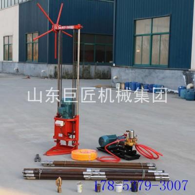 QZ-2D轻便取样钻机30米岩芯取样钻机