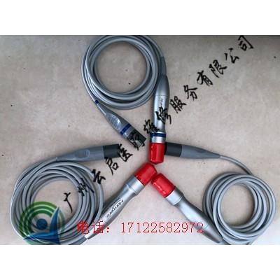 强生  HP054  更换阵元 更换线缆 重接线缆 刷新次数