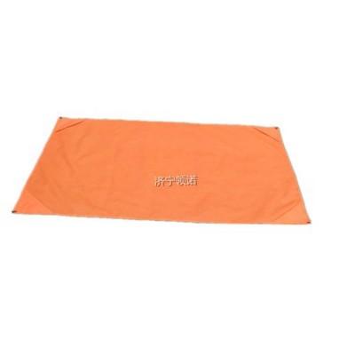 春游草坪地垫子 沙滩垫防潮迷你折叠口袋毯 格子布野餐垫地席