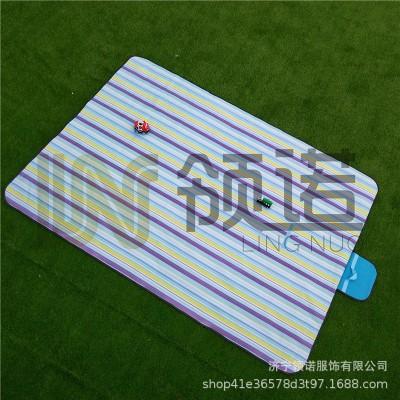 批发防潮垫 牛津布折叠野餐垫 户外野营防水儿童爬行垫定制