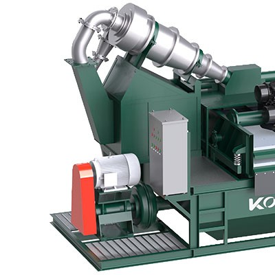 西安科迅KD-200盾构泥水处理系统