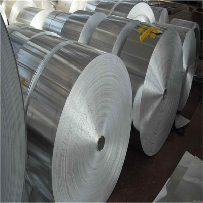 6082铝带*7A33高塑性冷轧铝带切割,1A93耐冲击铝带