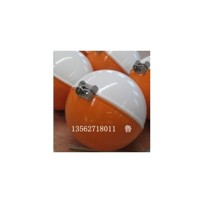 航空警示球优质货源 高压线专用警示球可定做