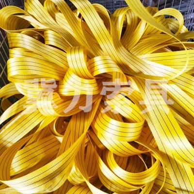 手拉葫芦搭配起重高强纤维扁平耐磨吊装带使用标准-冀力